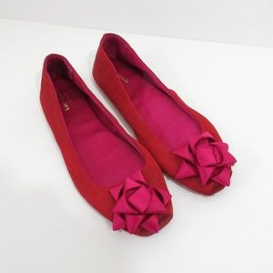 Kate Spade Satin House Slippers